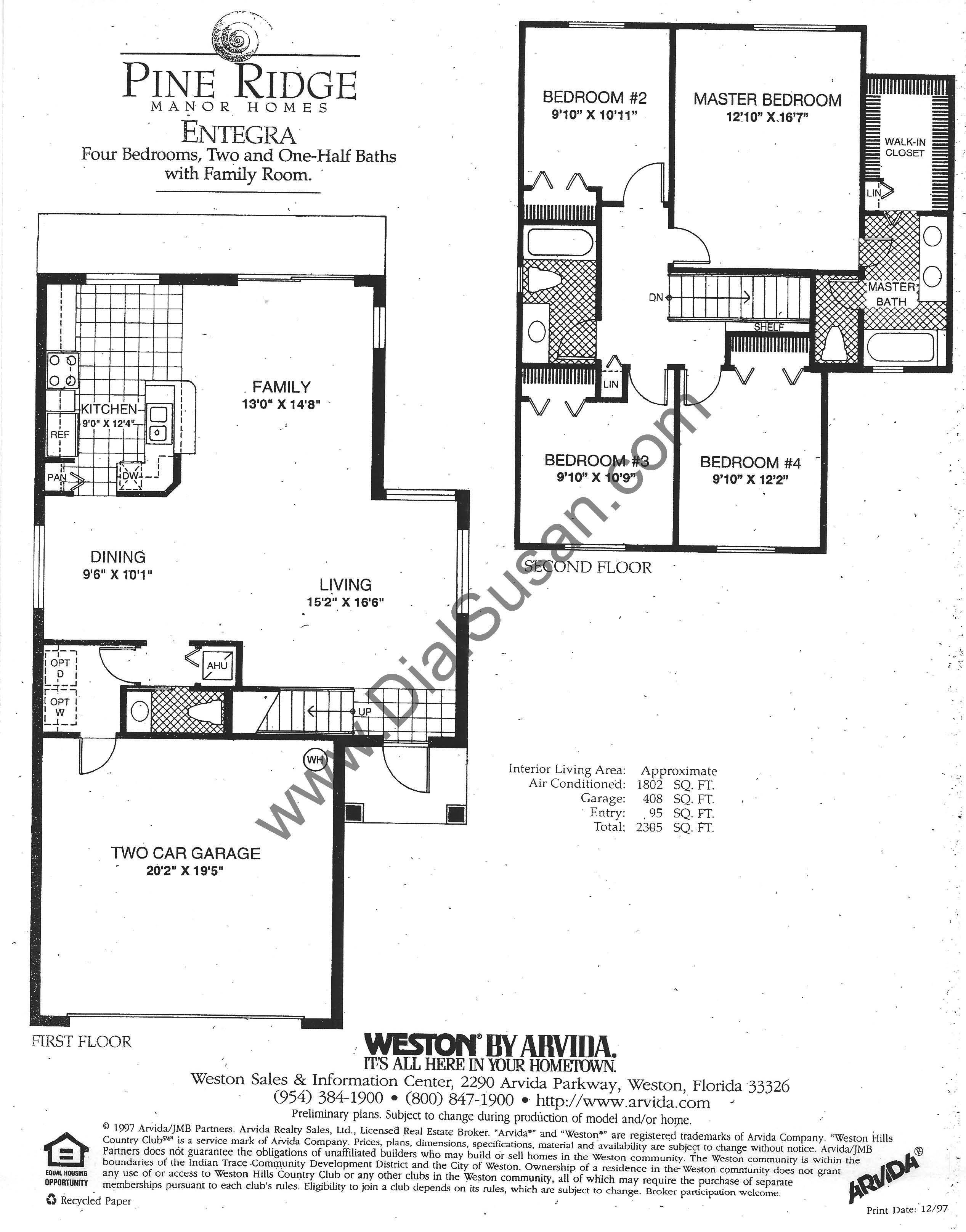 Pine Ridge 03 Entegra pine ridge,Arvida Homes Floor Plans
